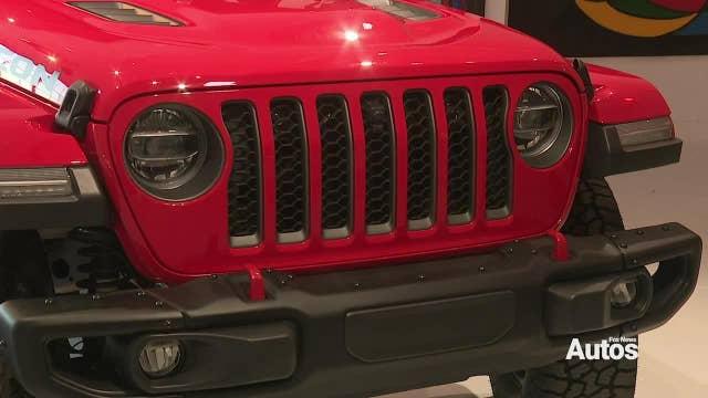 Secrets of Jeep design
