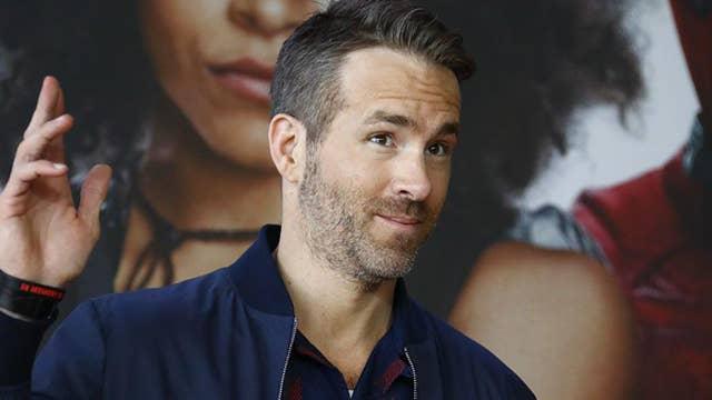 Ryan Reynolds trolls on social media