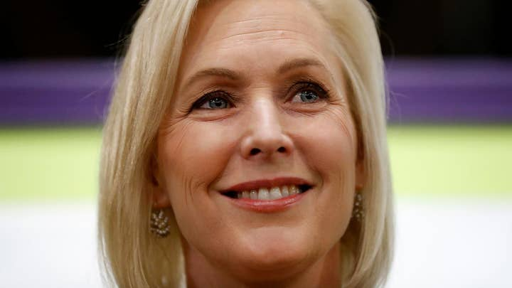 2020 presidential hopeful Kristen Gillibrand advocates for giving illegal immigrants Social Security benefits