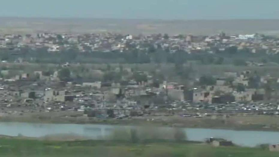 Last ISIS stronghold falls in Baghouz, Syria