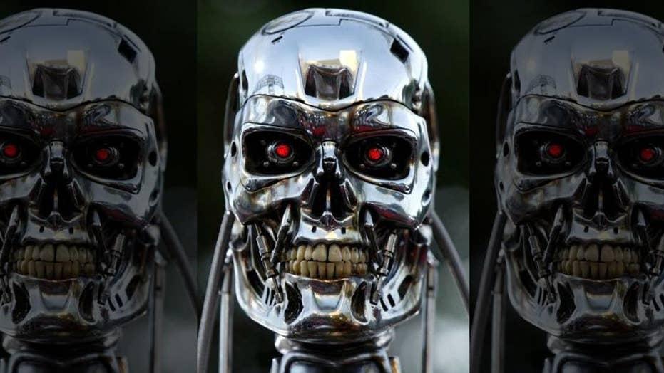 Shocking 'Terminator-like' liquid metal developed by scientists
