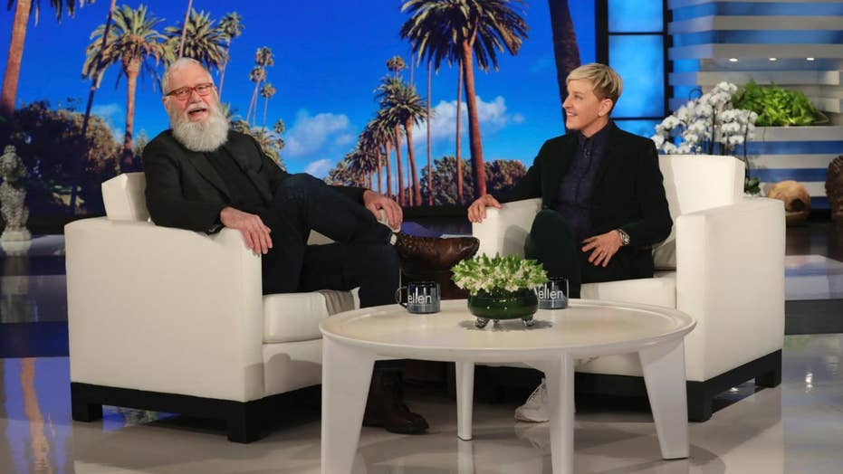 David Letterman says he 'stayed on television way too long'