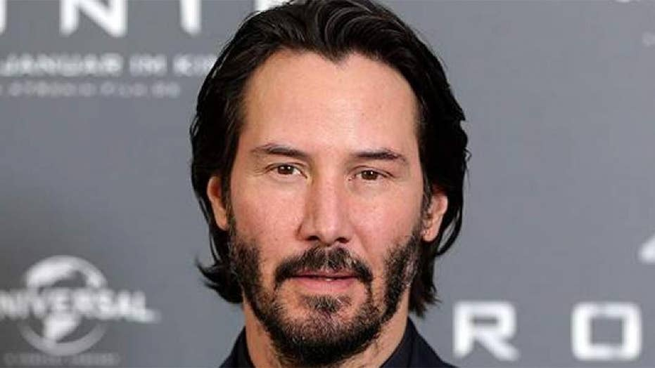 Keanu Reeves' hilarious response to Xbox E3 event attendee's