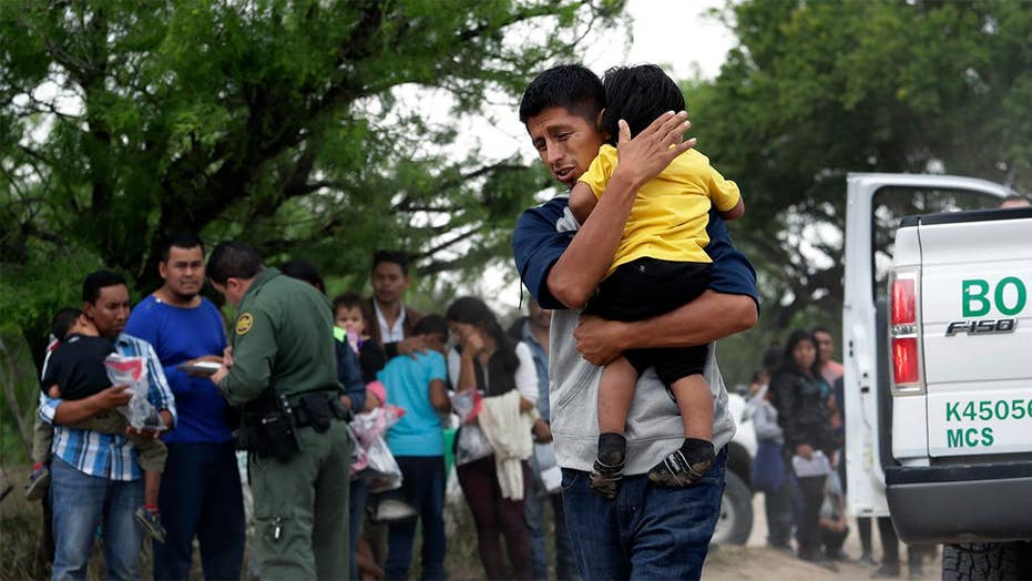 New report claims US Border Patrol is releasing illegal immigrants due to overcrowding