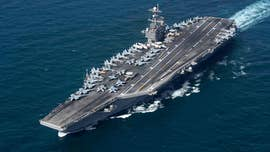 Navy eyes more, deadlier, aircraft carriers