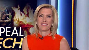 Ingraham: Liberals repeal free speech