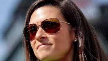 What made Danica Patrick avoid France for years?