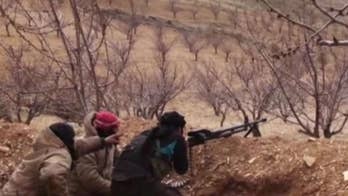 ISIS clinging to the last of its territory in Syria