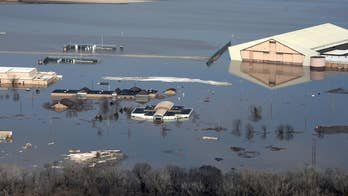 Growing concern over if levees will hold after Midwest floods
