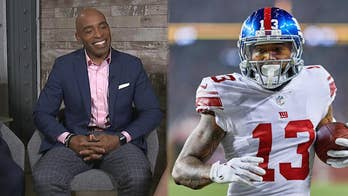 Tiki Barber on Odell Beckham trade, Eli Manning staying