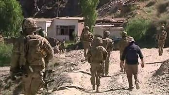 Pentagon identifies 2 service members killed in Afghanistan