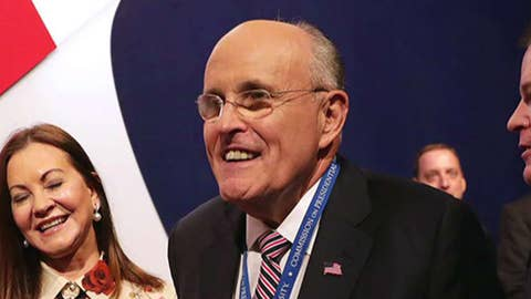 Giuliani says this marks end of Russian probe, confident there is no finding of collusion