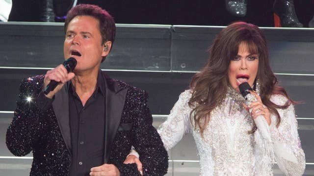 Donny and Marie are leaving Las Vegas