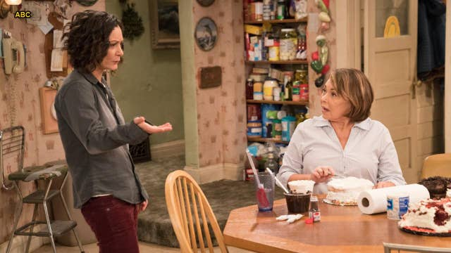 Roseanne Barr blames co-star Sara Gilbert for destroying 'the show and my life with that tweet'