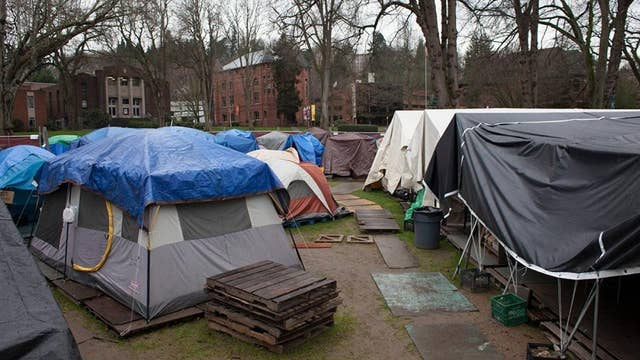 Seattle homeless crisis: Historic cemetery overrun with drugs and prostitution amid worsening problem