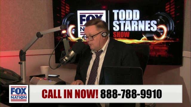 Todd Starnes and Travis Farber