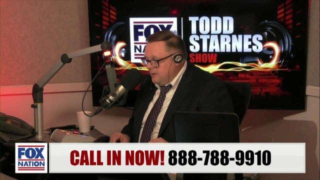 Todd Starnes and Brad Polumbo