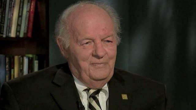 Billionaire philanthropist T. Denny Sanford is vowing to die broke