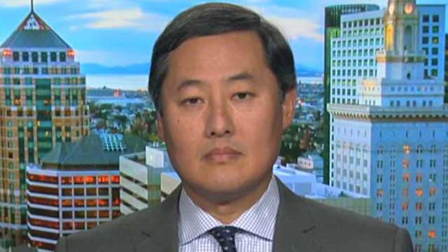 John Yoo says he believes the Mueller report will 'clear' the president's name