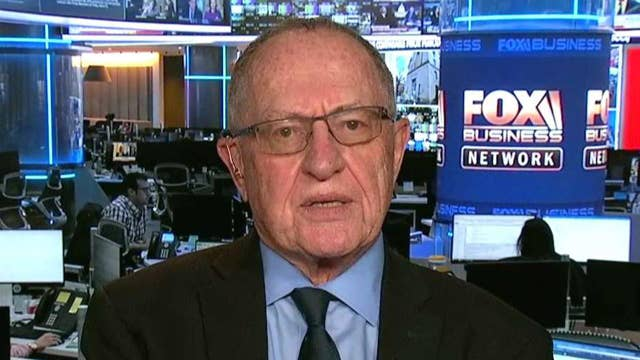 Alan Dershowitz urges Americans to withhold judgment on the Mueller report