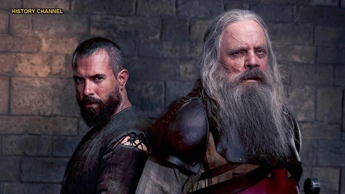 'Knightfall' star Tom Cullen recalls working alongside 'Star Wars' icon Mark Hamill, befriending Kit Harington