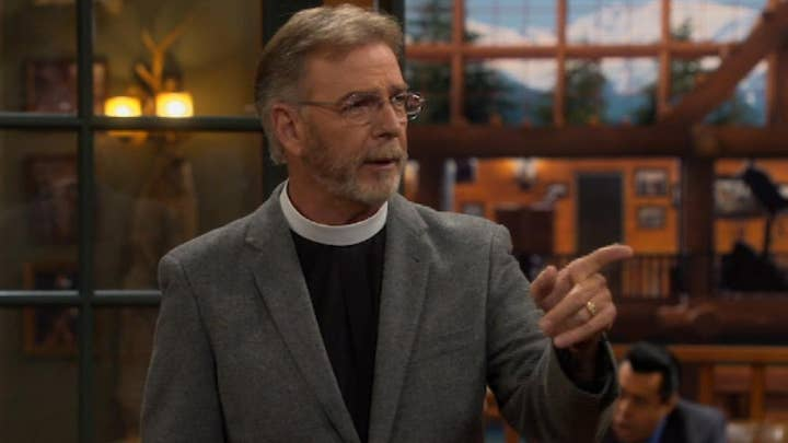 Bill Engvall guest stars on 'Last Man Standing'