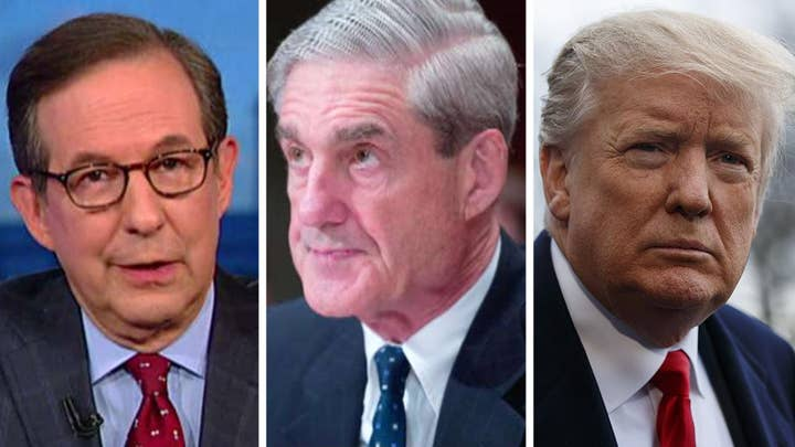 Chris Wallace: Americans should hope that President Trump is cleared of the suspicion of collusion