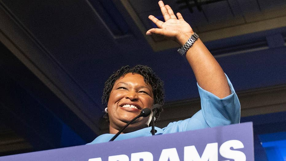 Joe Biden considering Stacey Abrams as 2020 running mate