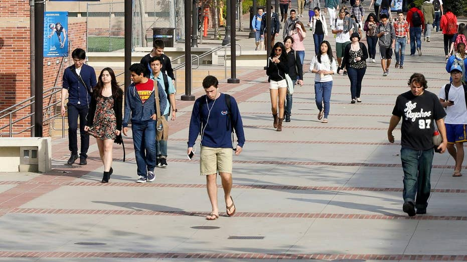 Is free speech welcome on college campuses?