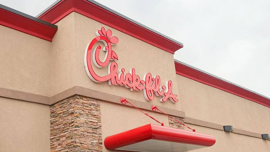 Chick-fil-A banned from airport over alleged 'legacy of anti-LGBTQ behavior'