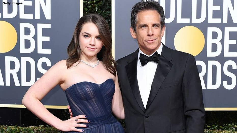 Ben Stiller jokes about his daughter going to Yale to play football amid college admission scandal