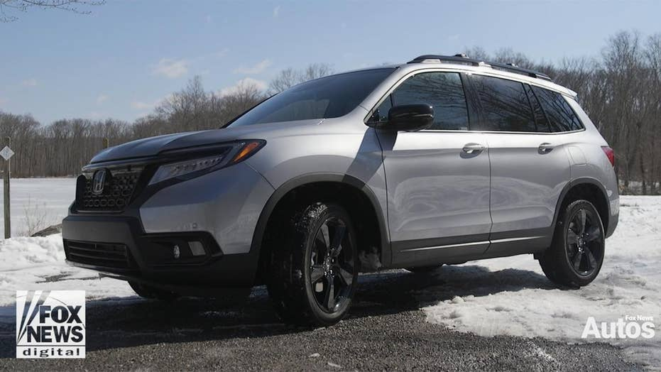 2019 Honda Passport test drive