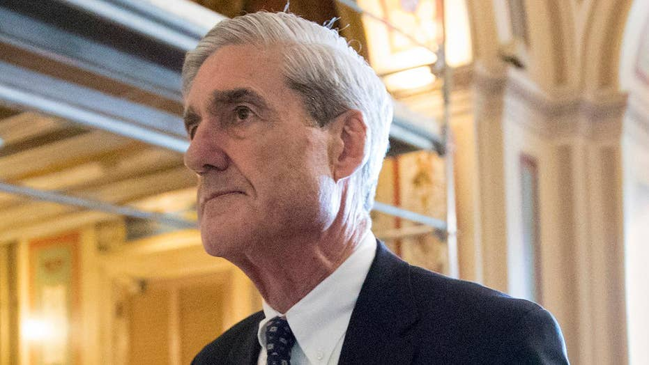 Robert Mueller submits report to Attorney General William Barr