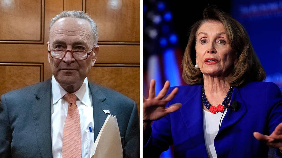 Pelosi, Schumer release joint statement on completion of the Mueller report