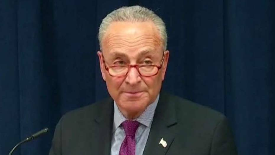 Sen. Schumer calls for transparency, urges full release of Mueller report