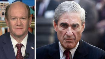 Sen. Chris Coons says he will accept the findings of the Mueller report