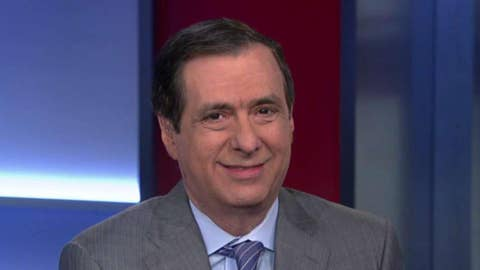 Howard Kurtz: Every development in Mueller investigation got hours of cable news coverage