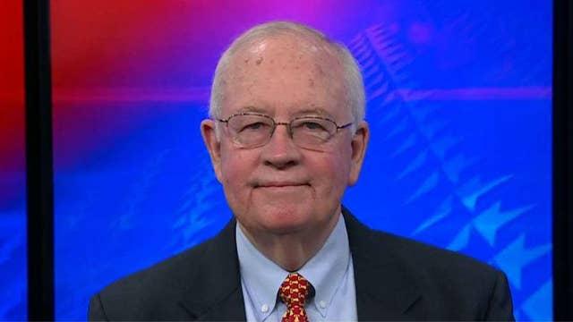Ken Starr on Robert Mueller not recommending more indictments