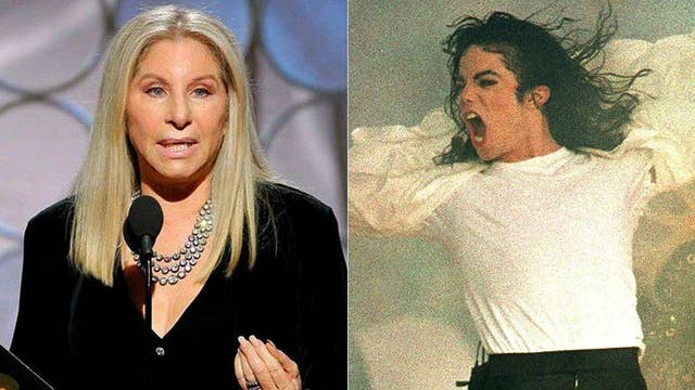 Backlash over Barbra Streisand's Michael Jackson sexual abuse comments deepens