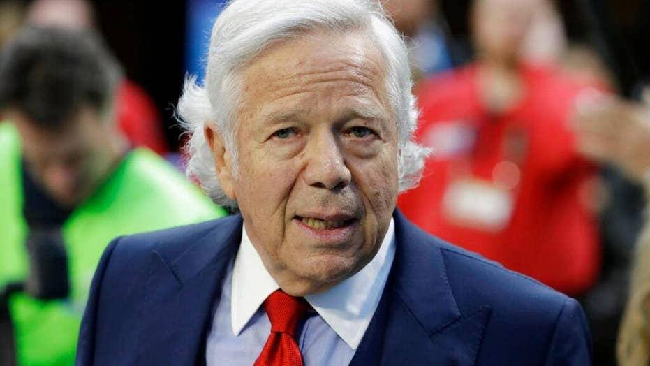 Patriots owner Kraft says 'I am truly sorry'