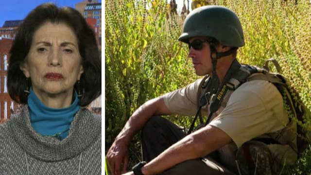 Trump's declares of victory over ISIS: Mother of American journalist killed by militants reacts
