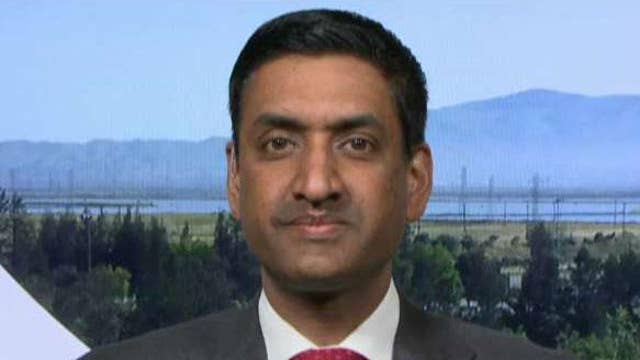 Rep. Ro Khanna: The president has his facts wrong on China