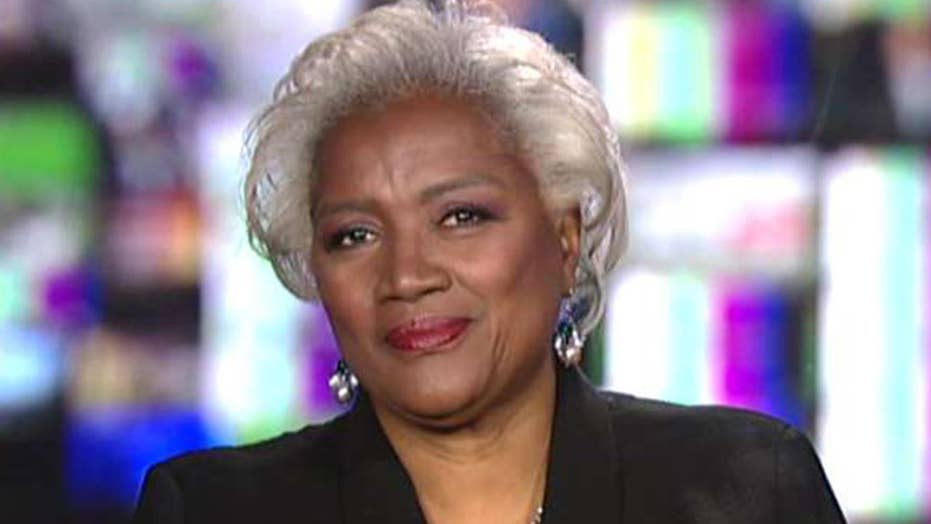 Donna Brazile ready to accept Mueller report findings, calls on Trump to prevent future Russian interference
