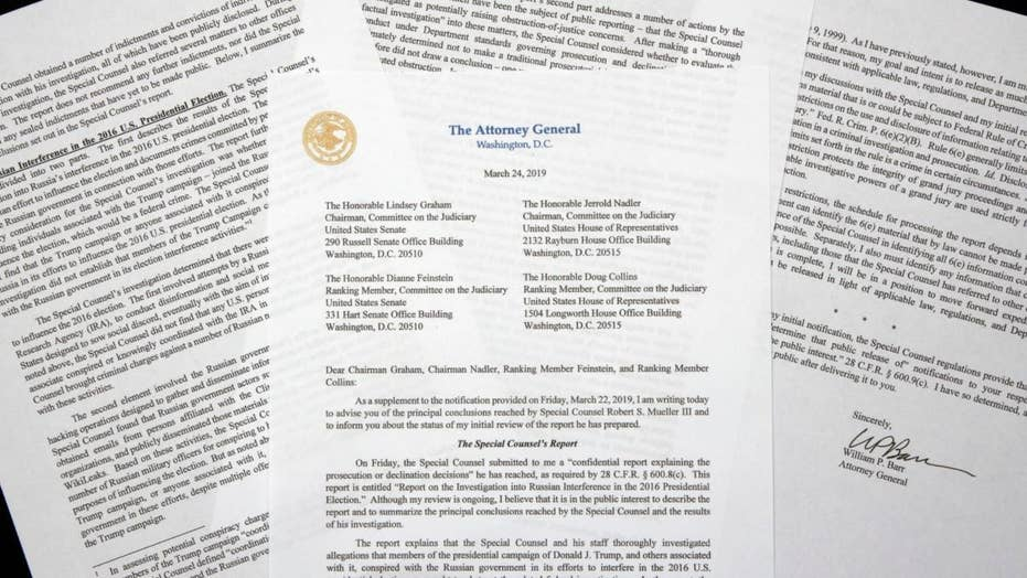 The Mueller report findings