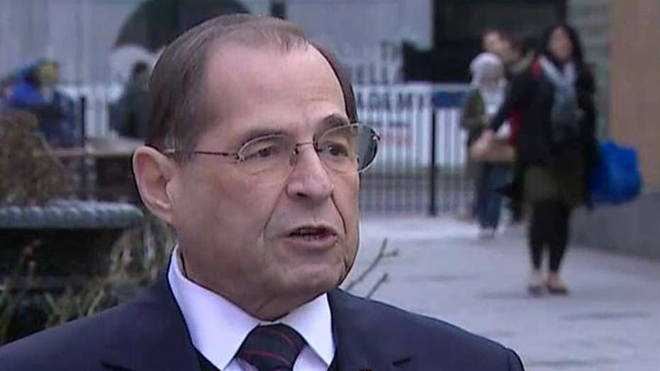 Jerry Nadler: Trump has not been exonerated and Barr's conclusions raise more questions than answers