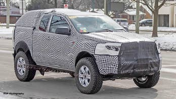 The new Ford Bronco will have something the Jeep Wrangler doesn't