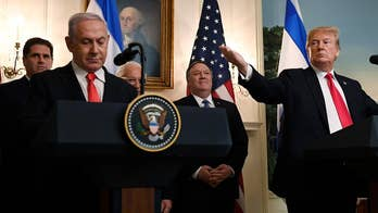 Trump recognition that Golan Heights belong to Israel shows his strong support of Jewish state
