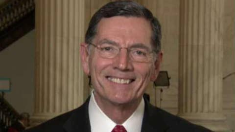 Sen. Barrasso: Mueller report very thorough and complete, no conspiracy or collusion