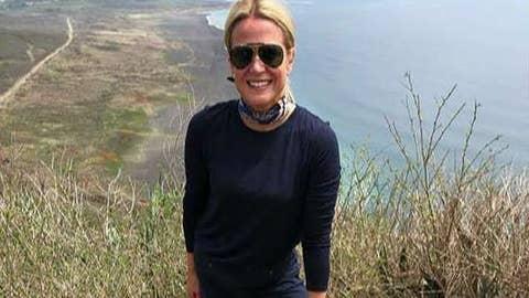 Martha visits Guam, Iwo Jima to research WWII