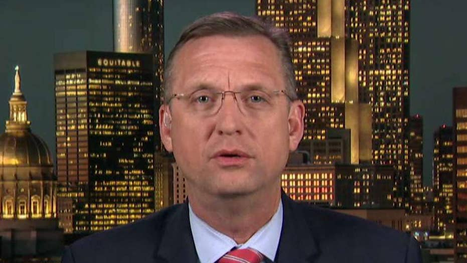 Rep. Doug Collins is concerned Jerry Nadler is impugning the reputation of Attorney General Barr